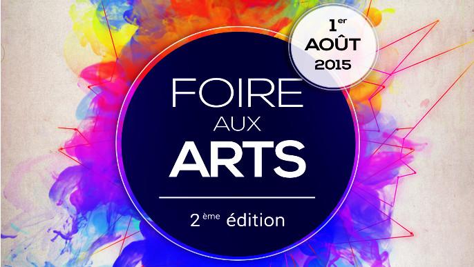 Actualités - Foire aux arts