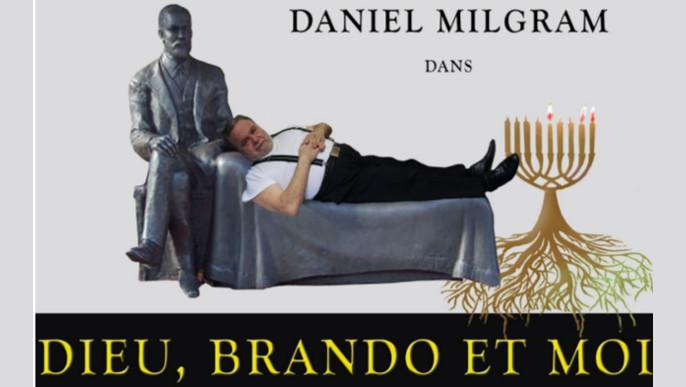 Actualités - Dieu Brando et moi