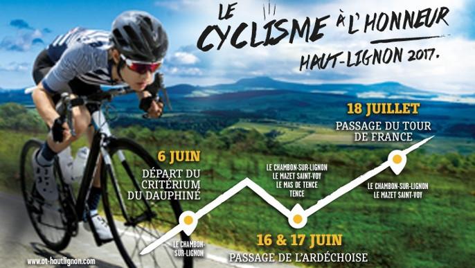 Actualités - Le cyclisme à l'honneur
