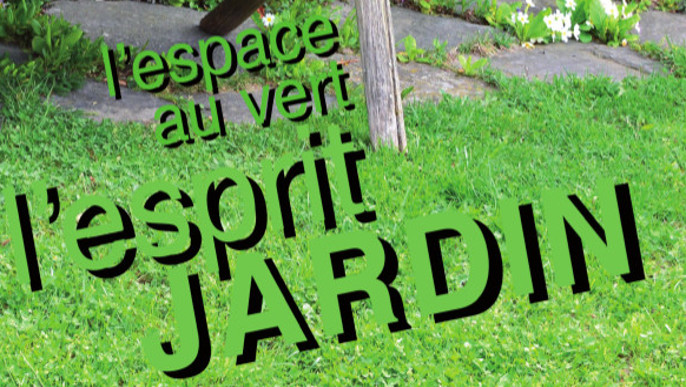 L'esprit jardin
