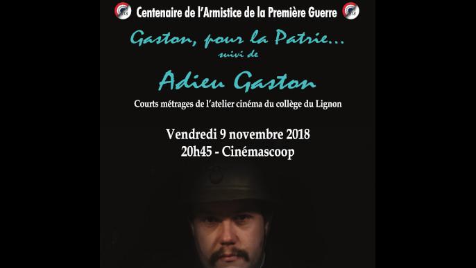Actualités - Gaston pour la patrie