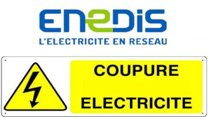 Actualités - Coupure électricité