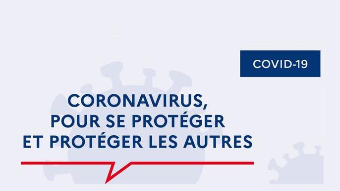 Actualités - Coronavirus