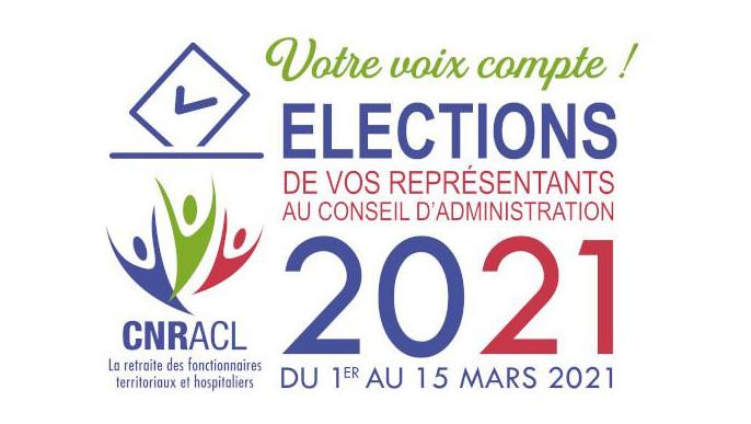 Actualités - Election CNRACL