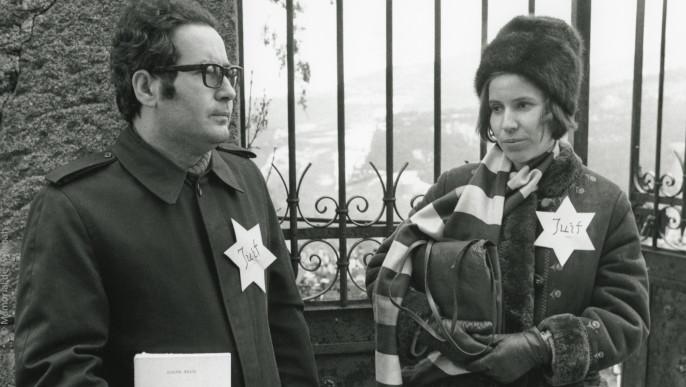 Actualités - Rencontre Serge et Beate Klarsfeld