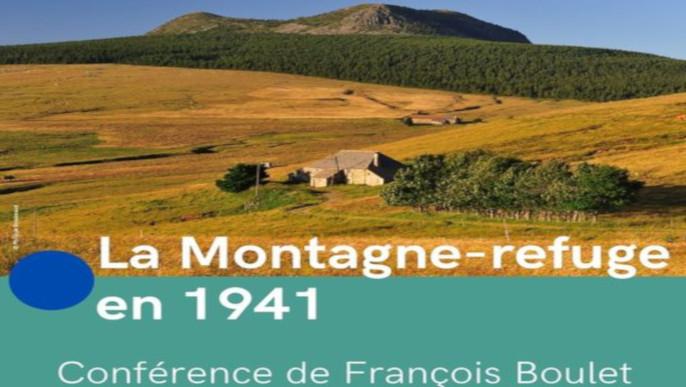 Actualités - Conférence de François Boulet