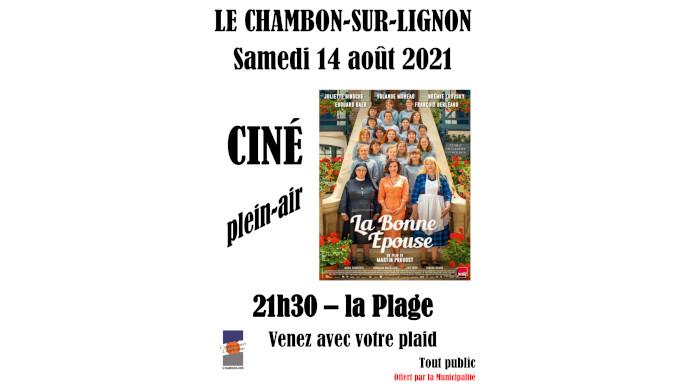 Actualités - Ciné plein-air