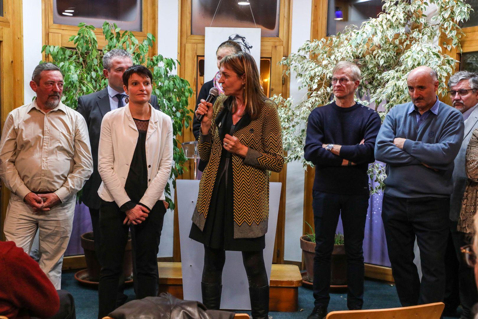 Cérémonie des voeux le samedi 5 janvier 2019 à 19h30