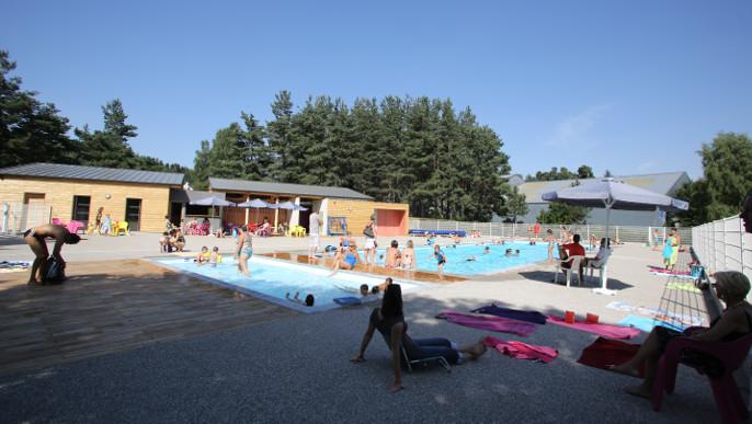 Ouverture de la piscine du Fraisse