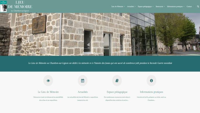 Actualités - Lieu de Mémoire le site internet