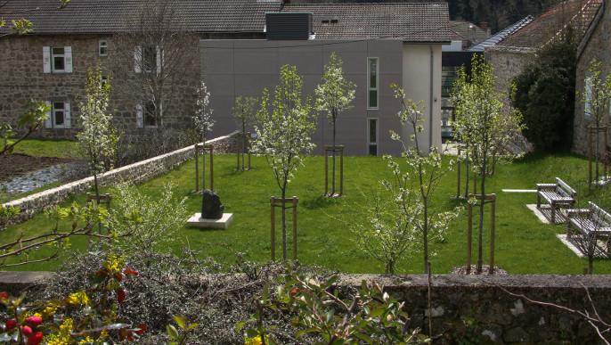 Actualités - Rencontres autour du Jardin de la Mémoire