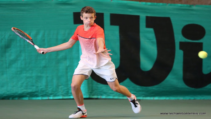 Actualités - Tournoi de tennis jeunes 7-18 ans