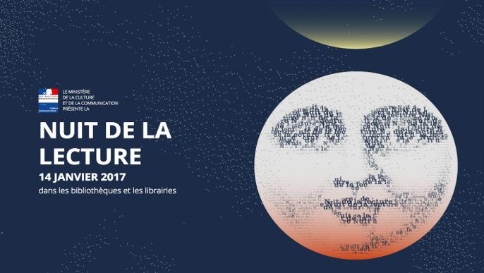 Actualités - NUIT DE LA LECTURE