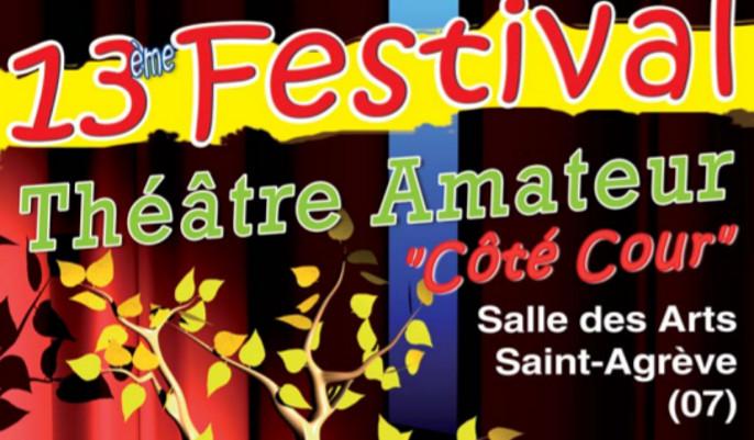 """Festival """"Côté Cour"""""""