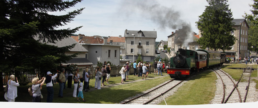 Le train touristique