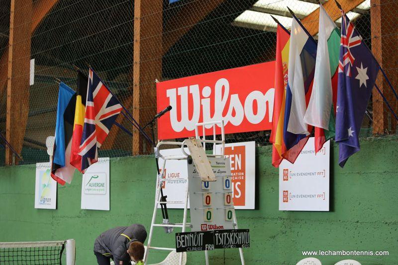 Tournoi de Tennis International 15/16 2016